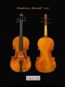 Stradivari Messiah