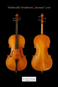 Cello Stradivari Saveuse
